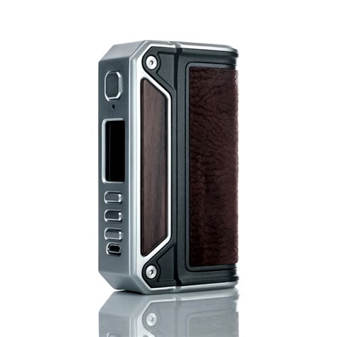 Lost Vape Therion Dna 75 Dna 133 Dna166 Custom Classic Brass 1 lost vape therion dual 18650 dna 75c box mod vaping devices