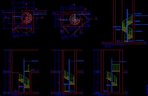 staircase section dwg file spiral staircase detail dwg detail for autocad designs cad