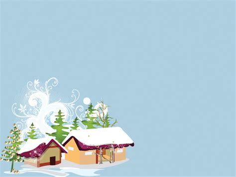 snow powerpoint template snow clipart powerpoint templates pencil and in color