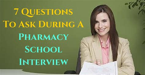 Pharmacy Questions by 8 Questions To Ask During A Pharmacy School