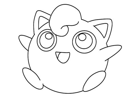 pokemon coloring pages jigglypuff how to draw jigglypuff draw central