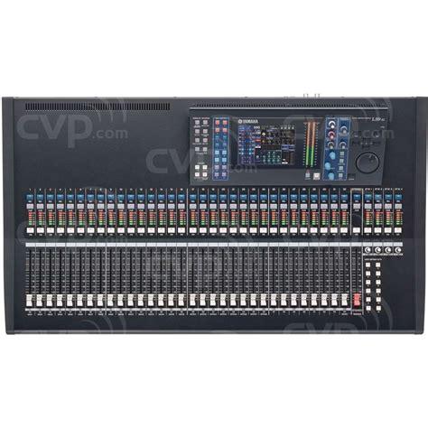 Mixer Yamaha Digital 32 Channel buy yamaha ls9 32 ls932 32 fader 64 channel compact