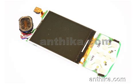 Lcd Samsung E250 Board Original www anthika