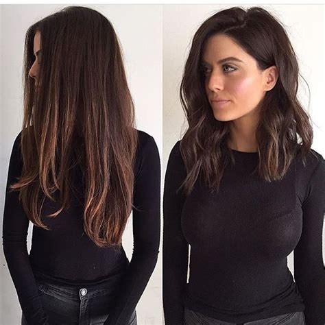 best 25 medium hair with layers ideas on pinterest
