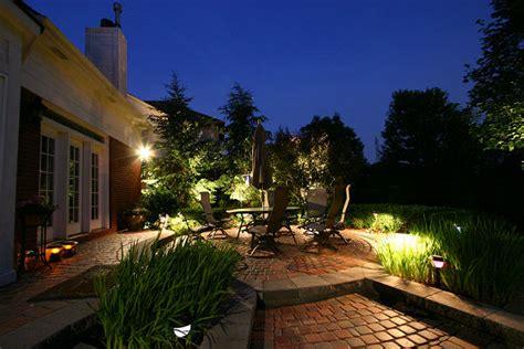 backyard landscape lighting garden design 45821 garden inspiration ideas