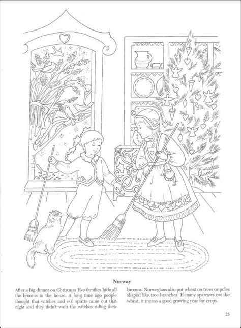 norway christmas coloring page 24 best norway images on pinterest norway denmark and