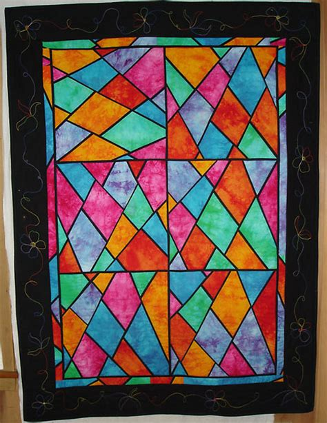 L Stained Glass by Kathy Stained Glass