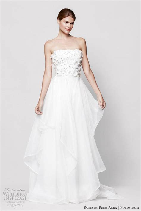 Wedding Dresses Nordstrom by Roses By Reem Acra For Nordstrom Wedding Dresses Wedding