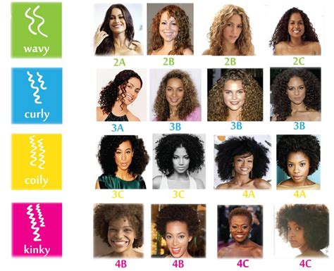 Hair Types And Care by The 25 Best Ideas About Hair Type Chart On