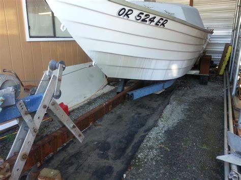 harvey dory boat 1970 harvey dorycamaro boat set up for commercial use z28