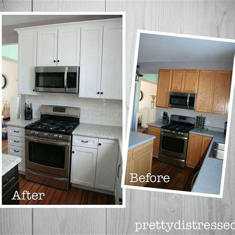 builder grade oak kitchen cabinets best 25 builder grade ideas on update kitchen