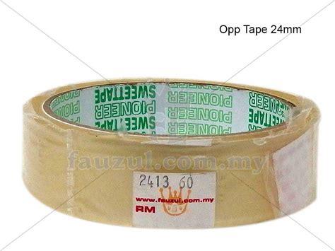Joyko 24mm X 15 Yard opp 24mm x 40 yard transparent fauzul enterprise