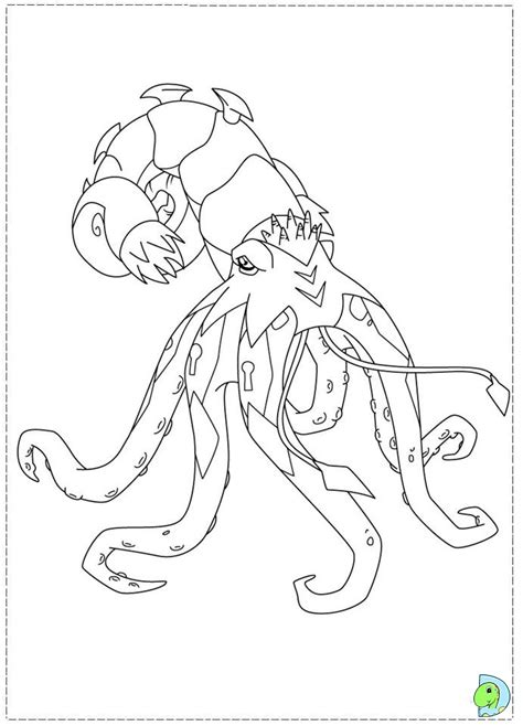 free coloring pages of gormiti