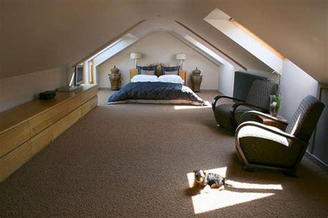 comment am駭ager une chambre mansard馥 дизайн спальни в мансарде фото идеи блог четыре стены