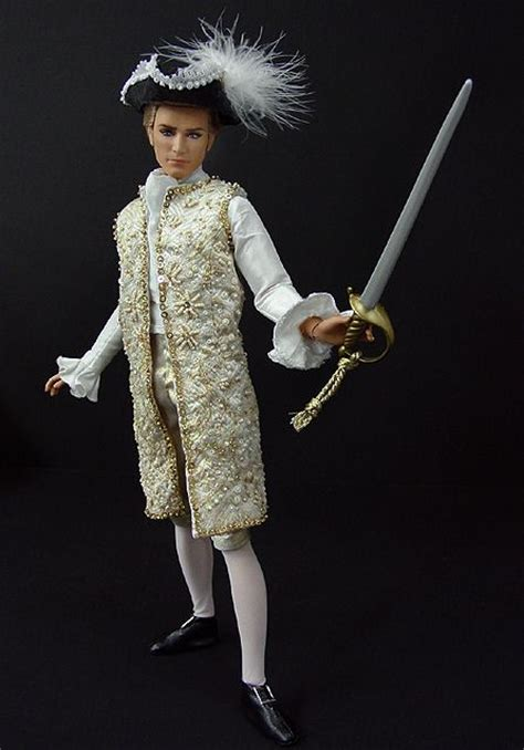 design your own ken doll quot all for one and one for all quot ooak barbie ninimomos