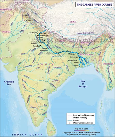 river of river of the ganges and india s future books route map of ganges river an important and sacred river