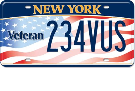 Dmv Vanity Plates Ny by And Veterans New York State Of Opportunity