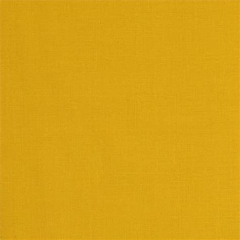 everyday organic solid yellow discount designer fabric fabric