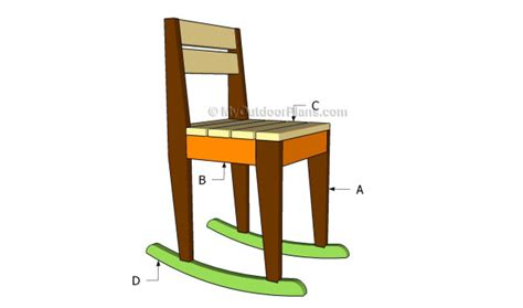 Child s chair plans 187 woodworktips