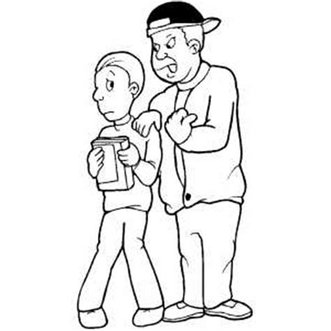 no bullying allowed coloring pages coloring pages