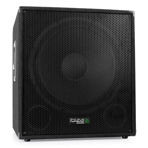 Speaker Toto Sound 18 Inch professional live active subwoofer 18 inch 1200w bass speaker stage bass bin ebay