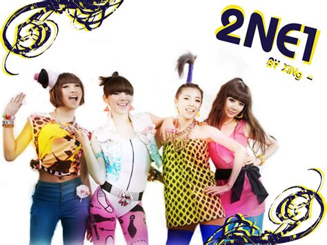 Kpop 2ne1 Photo 2 Raglan rorovipz images 2ne1