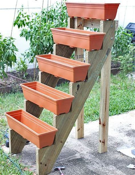 1000 ideas about tiered planter on planters