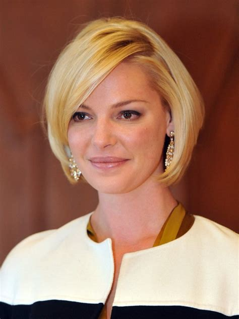 The Many Faces Of Katherine Heigl by Beautiful Medium Hairstyles For Cinefog