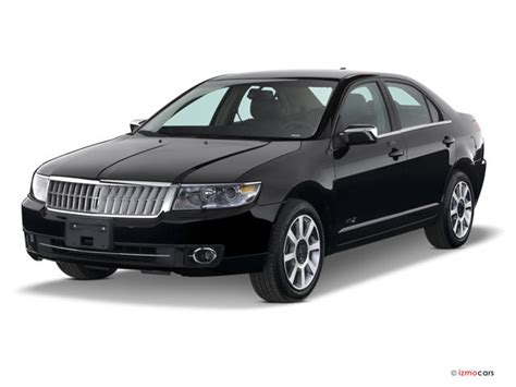 lincoln mkz 2007 2007 lincoln mkz pictures angular front u s news