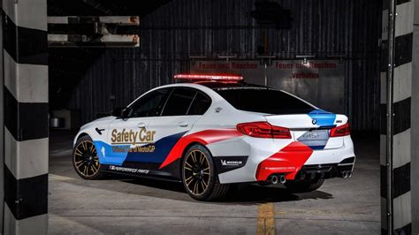 car bmw 2018 2018 bmw m5 m performance parts revealed with motogp car