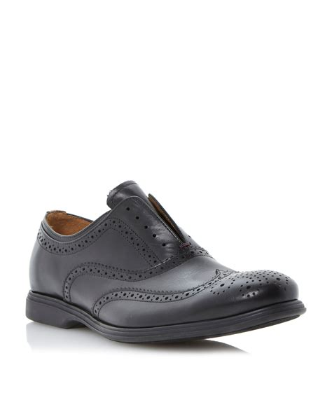 rubber sole oxford shoes paul smith carson rubber sole wingtip oxford shoes in