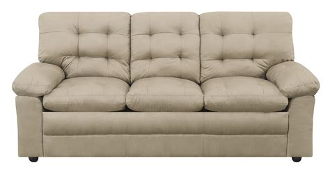 sofa foam padding mainstays buchannan soft sofa couch taupe microfiber arm
