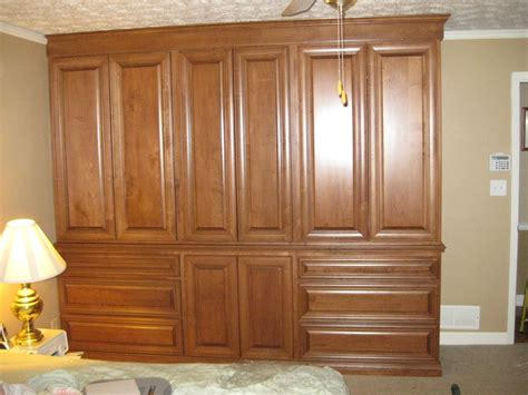 Custom Armoires by Custom Made Cherry Armoire By Ken Witkowski Enterprises