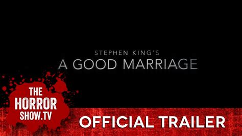 A good marriage trailer dublado feras