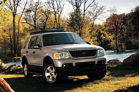 05 Ford Explorer by 2002 05 Ford Explorer Consumer Guide Auto
