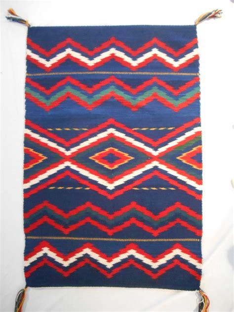 Serape Rug by Serape Style Navajo Rug Weaving 942 S Navajo