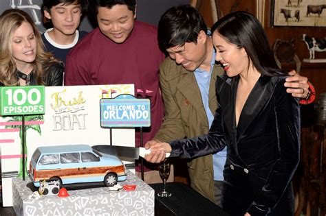 fresh off the boat episodes abc constance wu at fresh off the boat 100th episode abc