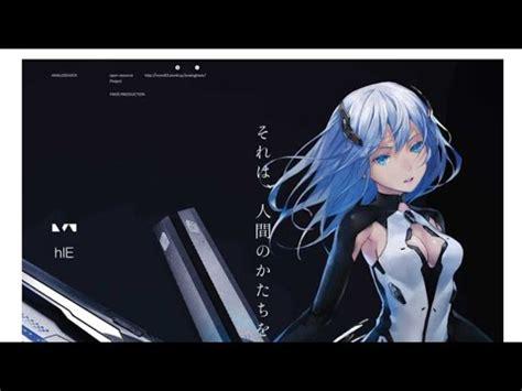 beatless trailer 2018 anime youtube