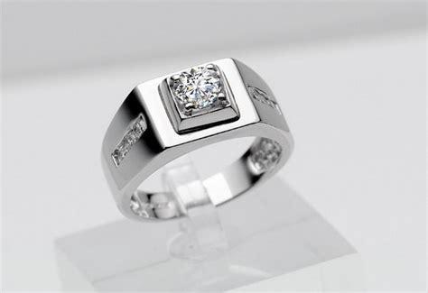 Cincin Single Elegan Emacs042 jual cincin single pria ulove zirconia mewah elegan nv store