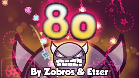 8o s geometry dash quot 8o quot demon by zobros etzer live