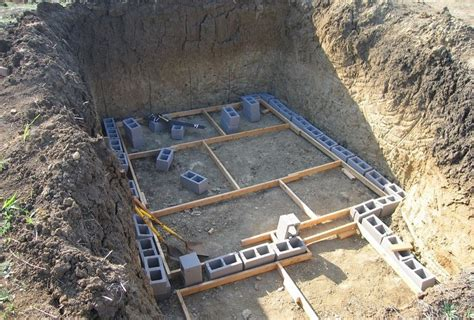 how to make a underground room how to build a shelter different types of bunkers