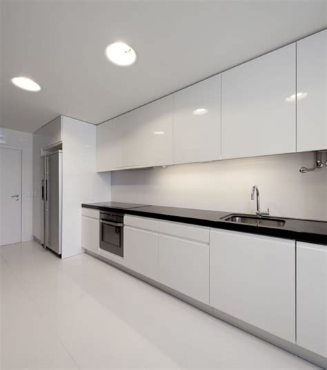 modern kitchen interior design images luxurious white modern apartment kitchen design interior decobizz