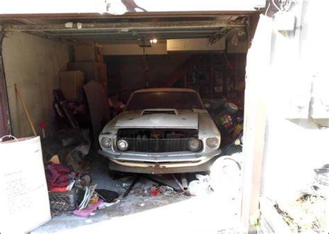 Craigslist Hudson Valley Garage Sales by Garage Find Original 429 Mustang Turns Up In New