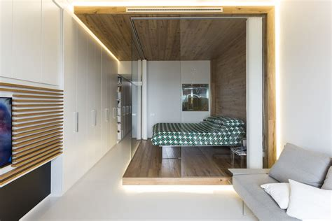 small studio apartment auto design tech gabriele giliberti 183 quattordicizeronove 183 divisare