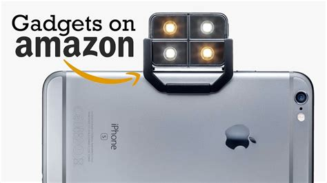 gadgets on amazon five tech gadgets you can buy on amazon youtube