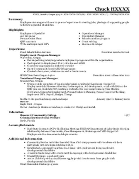 school food service manager resume sle school food service manager iv resume exle orange county schools winter park florida