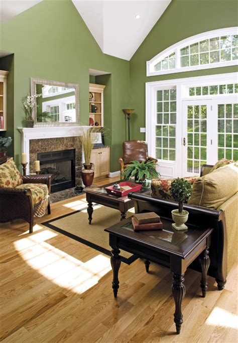 great room photography of don gardner house plans