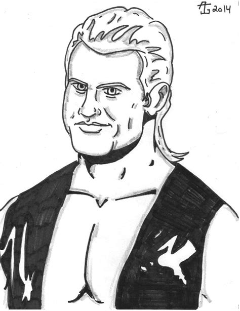 Dolph Ziggler Coloring Pages dolph ziggler coloring pages the show images