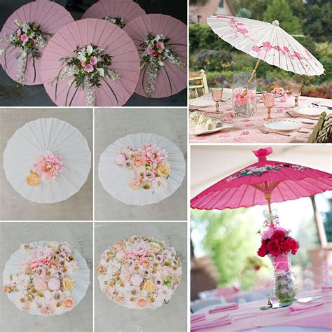How To Make A Small Paper Umbrella - small handmade paper umbrellas for children diy painting