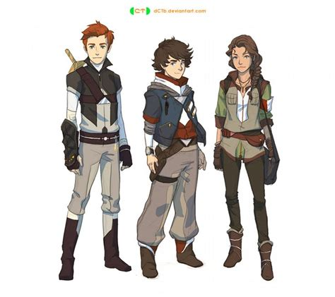 themes for character design original characters by caleb thomas dctb deviantart com